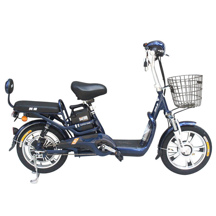 240w adult waterproof electric motorcycle/electric bike/e-bike with double disc brakes/2 wheel electric scooter/ ebike