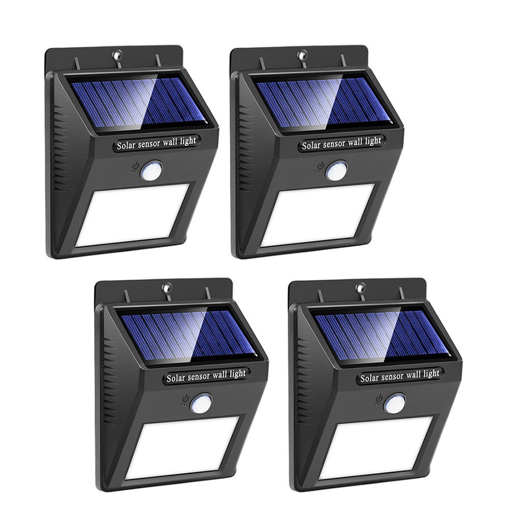 30LED Waterproof Outdoor Motion Sensor Solar Light
