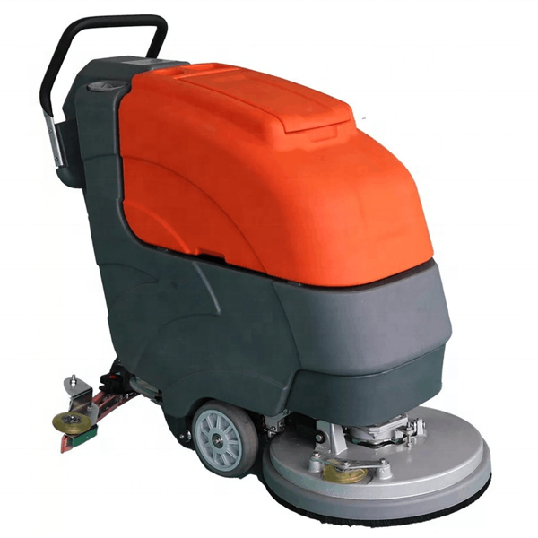 Auto battery &electrical powered Floor Washing Cleaning Scrubber Machine