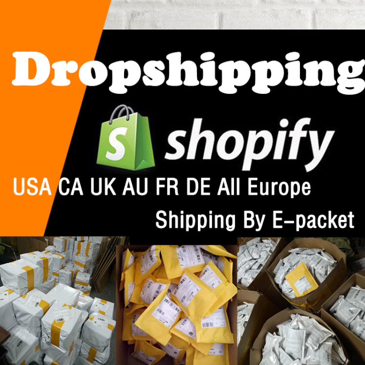 Drop shipping service voor Shopify via Internationale Express met concurrerende tarief Shopify Drop Shipping