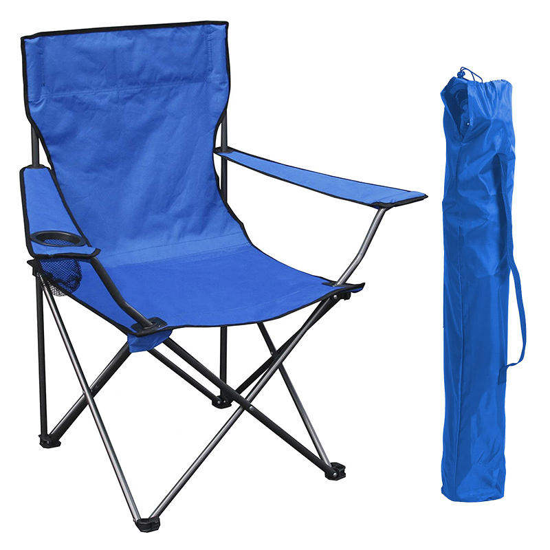 Wholesale Customized Lightweight Durable Steel Colrful Folding Hiking Camping Outdoors Fishing Chair