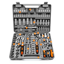 Hand Tools Kit Car Repair Tool Set