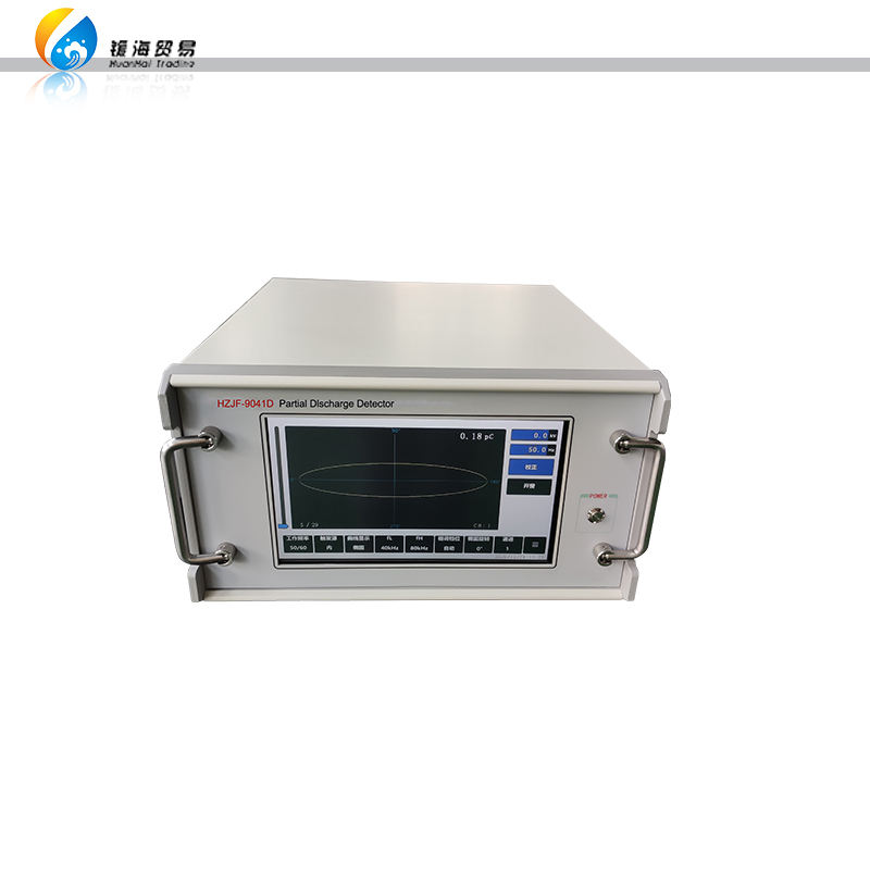 Online Medium High Voltage Power Electric Cable Partial Discharge Detection Device and Location System