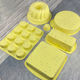 Silicone Siliconemoulds Baking Cake Mold Silicone Cake Tray And Chiffon Cake Tools