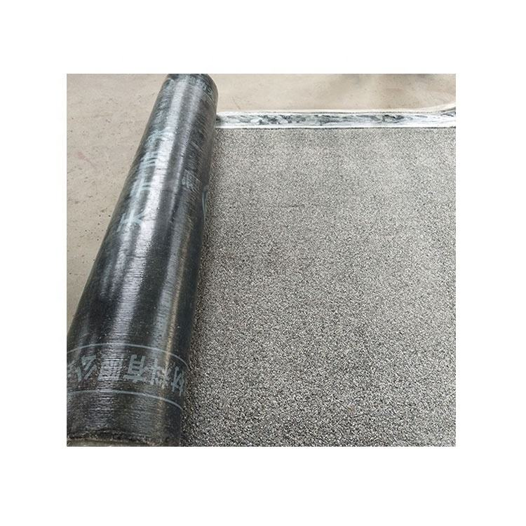 Mineral granule sbs modified bitumen roofing torch rolls waterproofing membrane