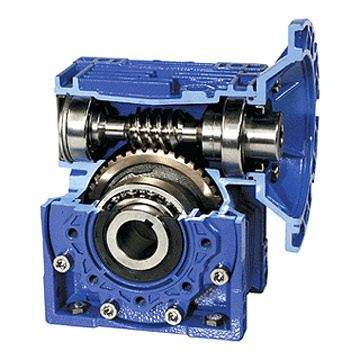 Power Transmission Mechanical Motovario-Like NMRV050 Series Aluminium Worm Speed Reduction Gearbox