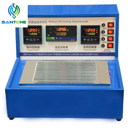 ASTM D2354 Minimum film forming temperature tester(MFTT)