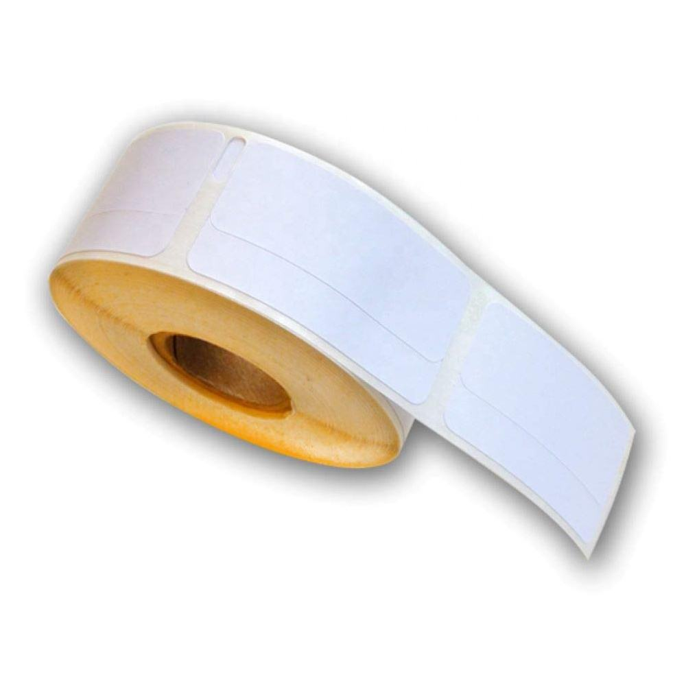 "Compatible Dymo File 1738595 Barcode Labels 3/4"" x 2-1/2"" - 450 Labels Per Roll"