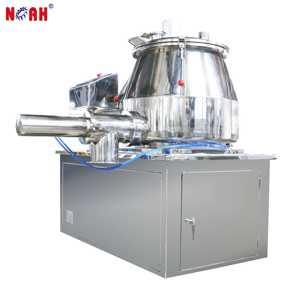 HLSG 50 Chemical Wet Granulating Machine