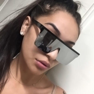N1332 2020 Hot Sell Various Styles Oversized Square Sunglasses Brand Designer Square Shades Mirror UV400 Gradient Sun Glasses