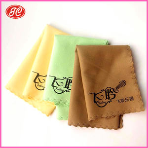 Super Soft Microfiber Cleaning Cloth For Musical Instrument Cleaning