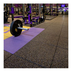 Fitness Sports Rubber Flooring Mats rolled epdm Gym mats