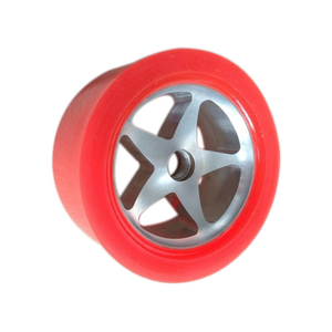 Wholesale China Skates Skateboard Coating Rubber Factory polyurethane Trailer Roller Kid Electric Custom Thickness Pu Wheel