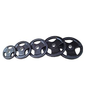 Gym Weight Rubber Bumper Plates