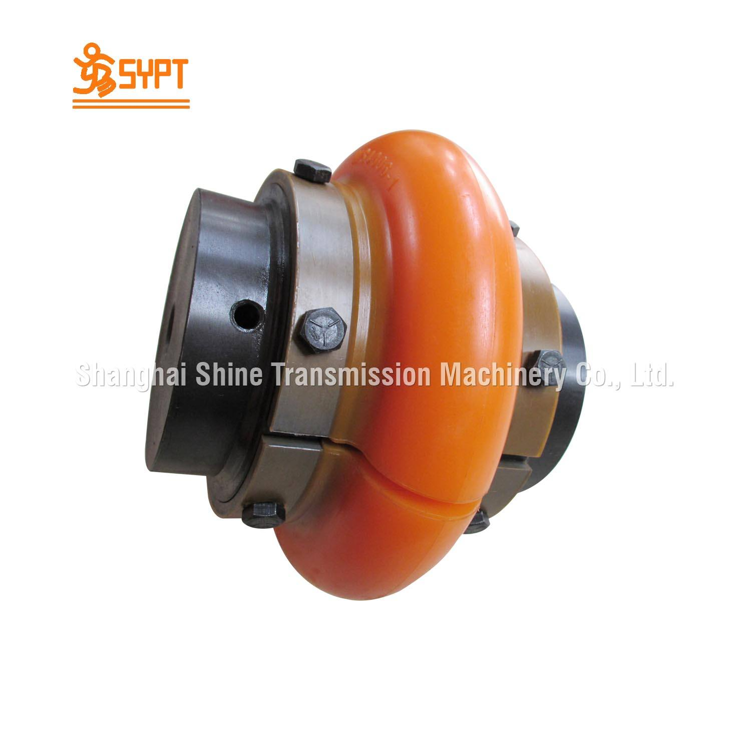 Ce ISO Standard Cast Iron Flexible Sypt E050-M Coupling for Air Compressor (Equivalent to Omega couplings)