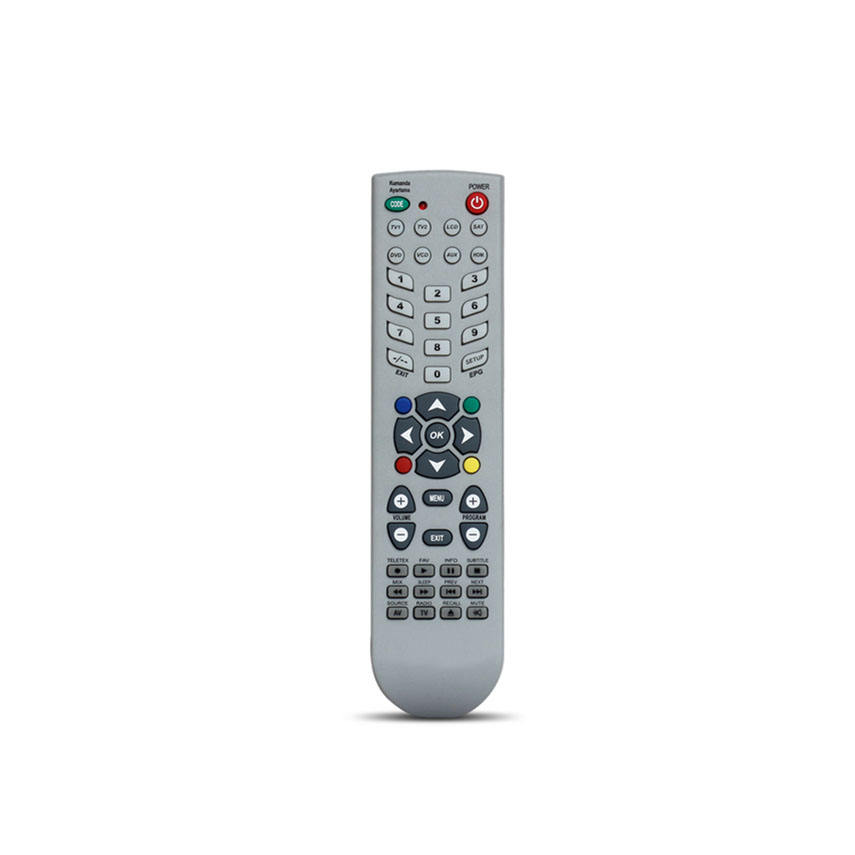 Factory hot sales star sat sr remote control,hr n98 universal tv remote control