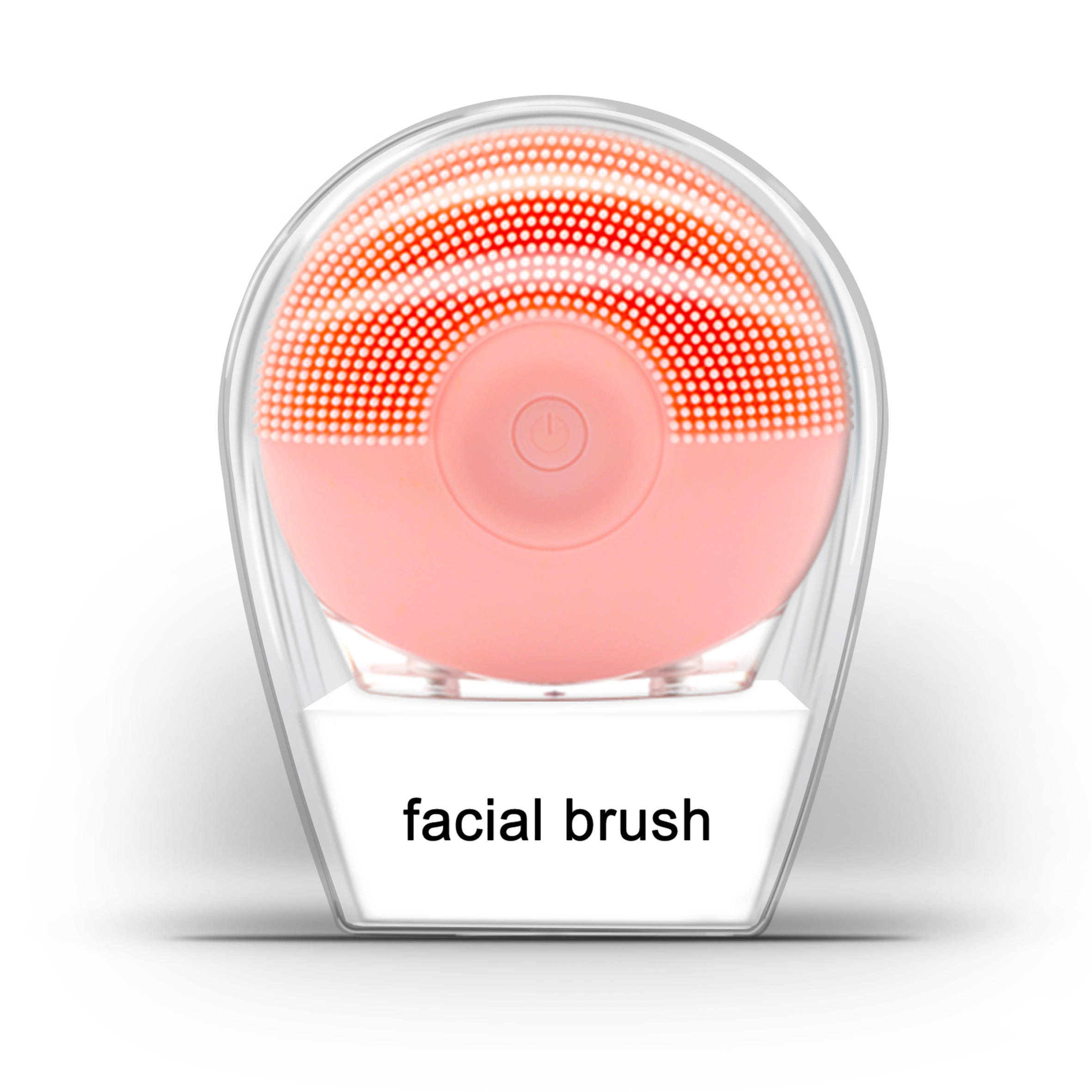 Popular Ultrasonic Face Washing Device Electric Waterproof Foreos Luna Mini USB Charging Facial Cleansing Brush