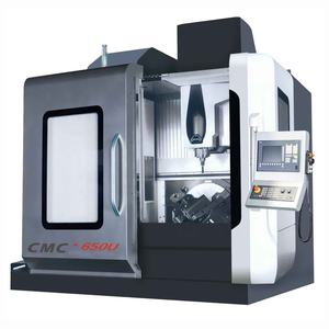 Automatique 5 axes CNC fraisage centre d'usinage vertical