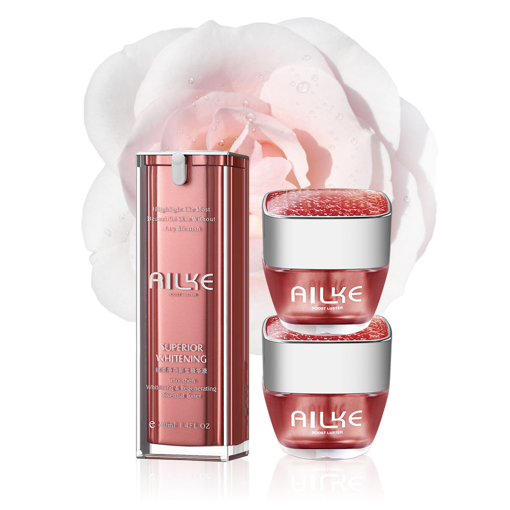 Ailke brand Beauty face manufacturers facial whitening skin care serum products ailke face cream