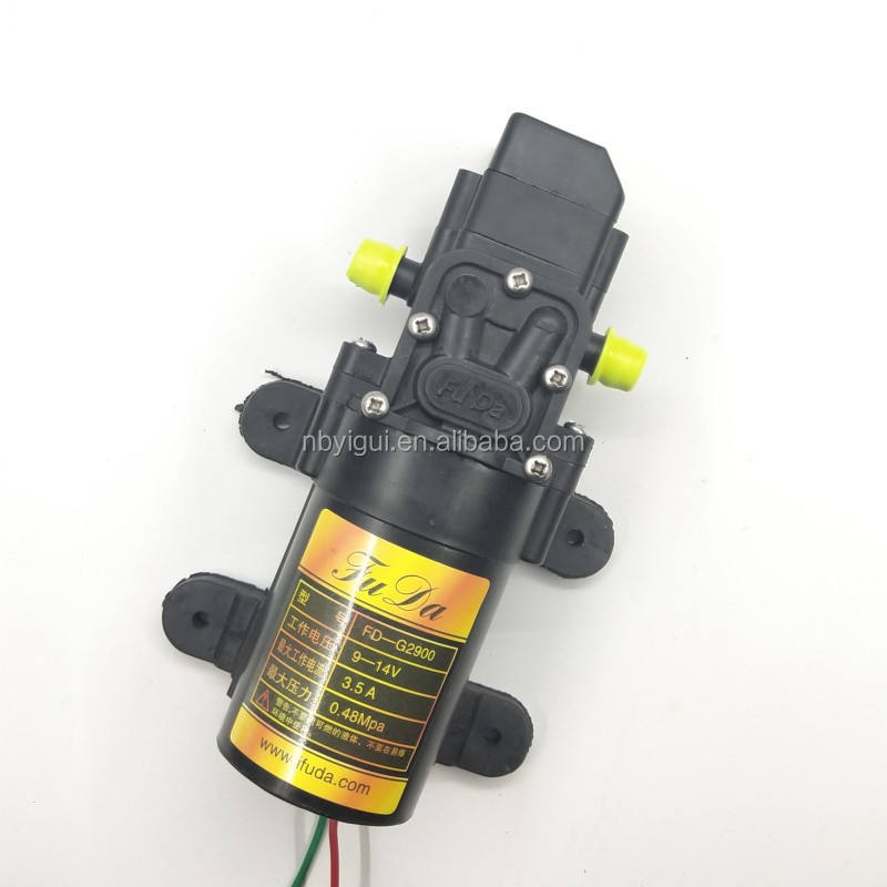 High Quality Power Sprayer Spare Parts Agricultural battery electric spray Pump