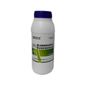 10% Albendazole Oral Solution PASS GMP 2.5% Albendazole Suspension
