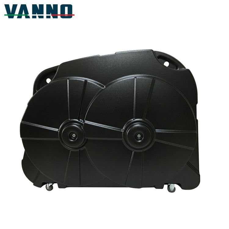 VANNO Cycle Race Hard shell Bag Bicycle Wheel protection Box Bike Travel Carrying Transport Case
