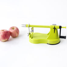 High quality cheap Plastic manual spiral apple peeler