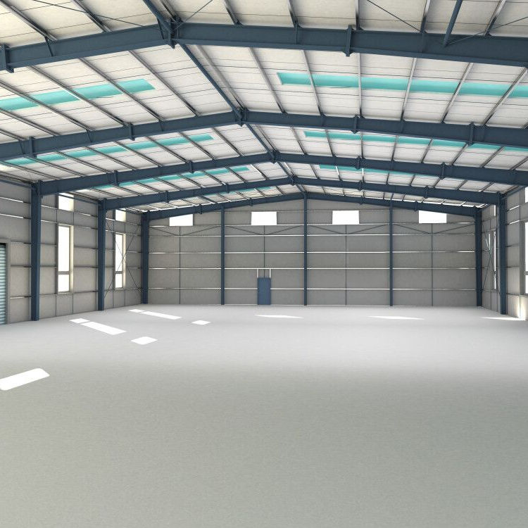 Steel Structure Warehouse Storage Shed Garage Workshop Plant Office Buildings