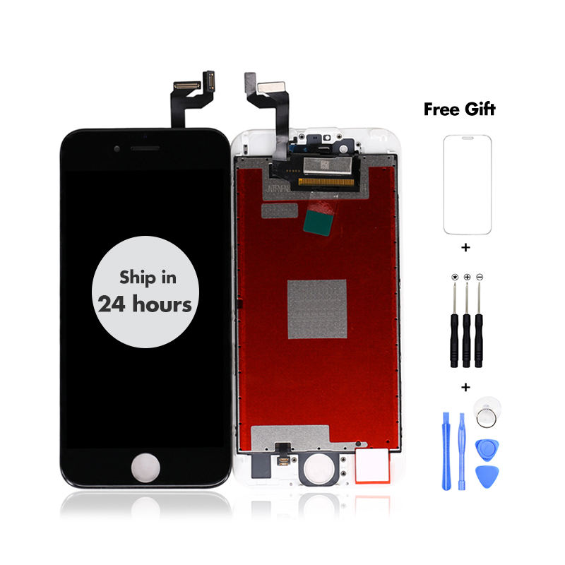 Replacement Parts Display LCD With Touch Screen Digitizer Assembly For iPhone 6 6S 7 8 Plus 6G 7G 8G