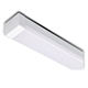 led linear luminaire working lamp hanging fluorescent fixture wall mount batten type commercial emergency light