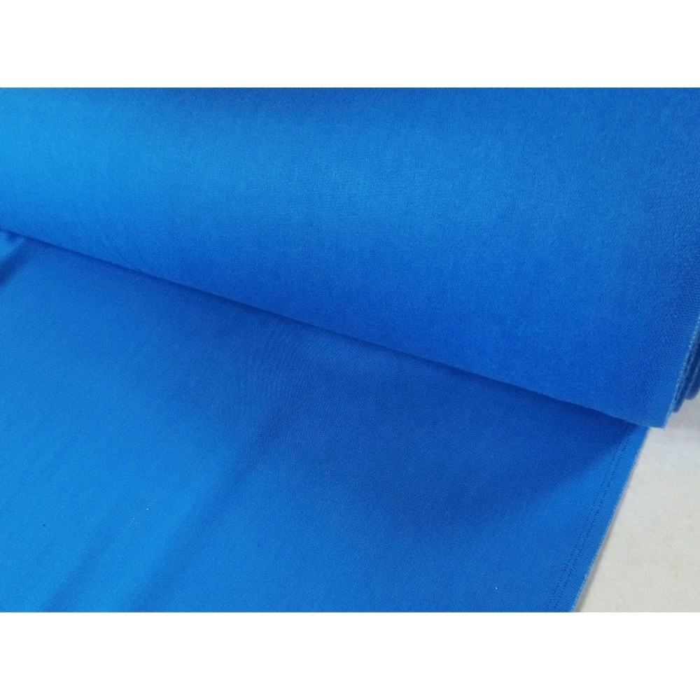 Blue Color 165cm width 8FT 9FT Pool Table Fast speed Cloth replacement