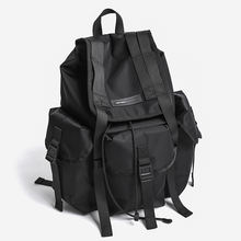 Manufacturers wholesale fashion trend men's waterproof casual laptop backpacks college bags laptop outdoor back pack girl