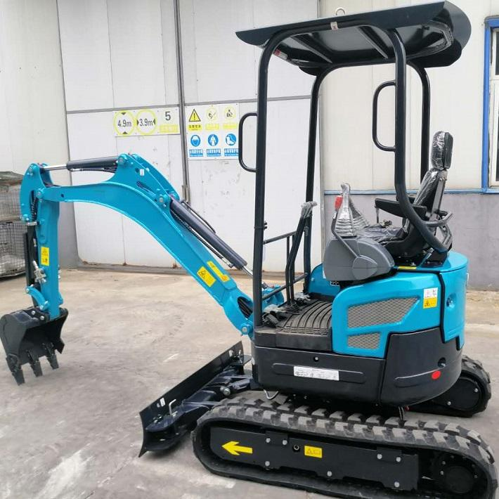 Mini Excavator Moving Type 1.8 ton excavator for sale