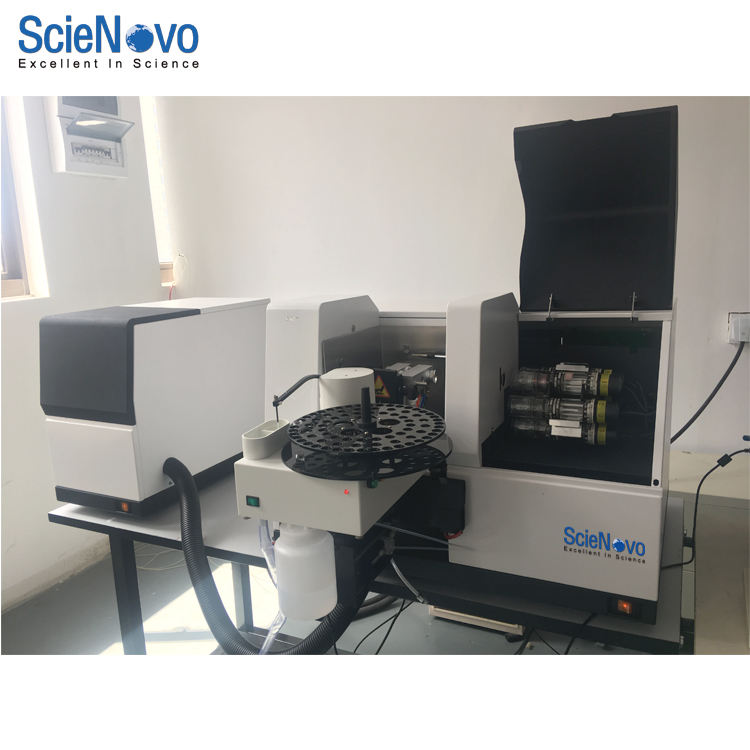 ScienNovo atomic absorption spectrometer