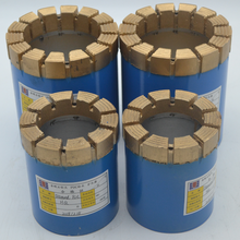 manufacturer professional diamond core drill bits for hard rock