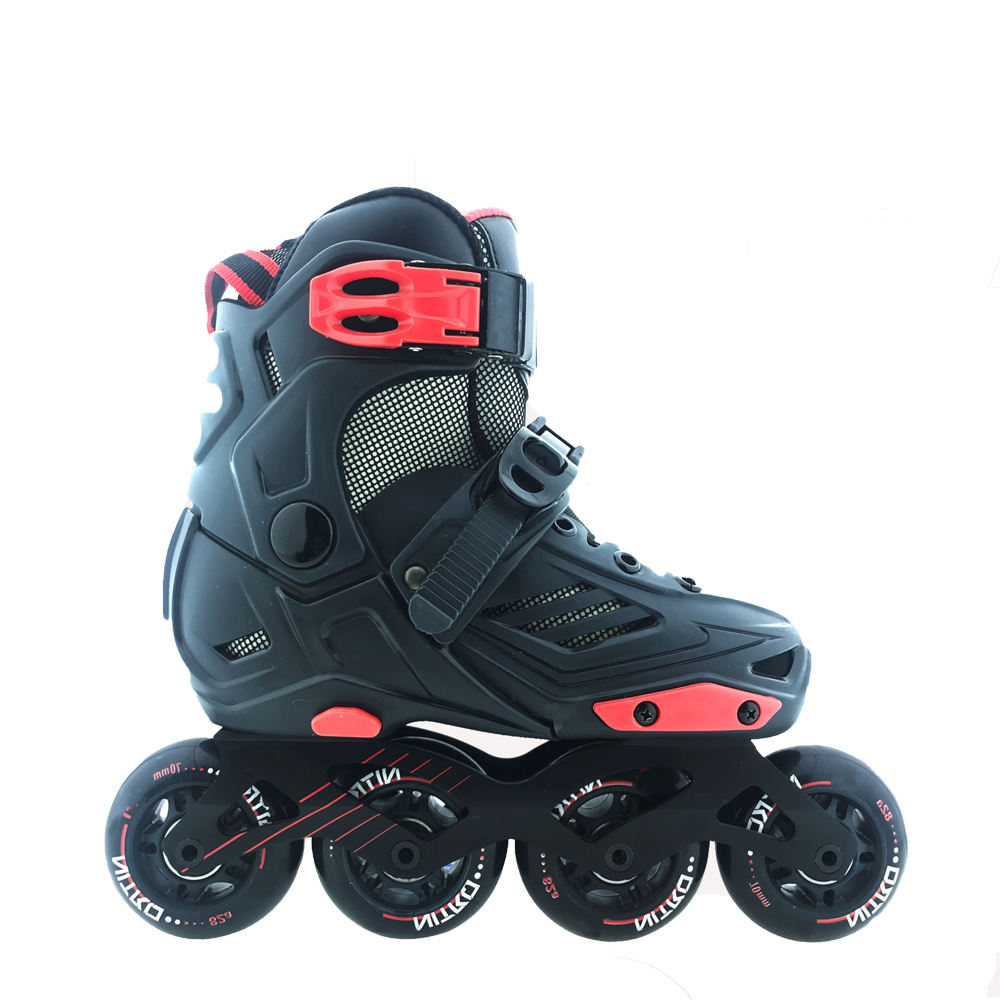 high quality inline skates Adjustable Flashing Safe Rollers Skate
