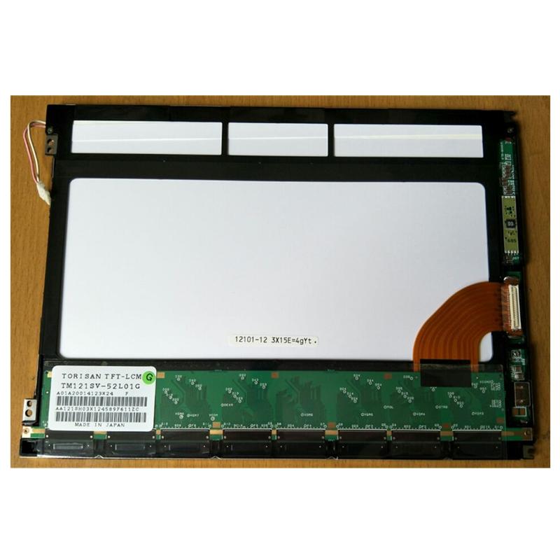 Original 8/'/' TFT TM080SV-04L01 LCD Screen Display Panel For 800*600 Grade A+