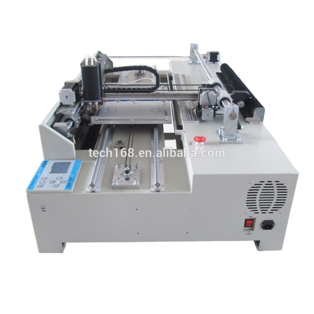 Puhui high precision pick and place machine for PCB assembly production line