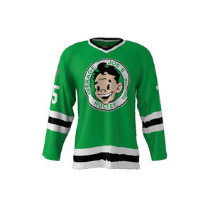 Sublimeren Ijshockey Uniformen Ijshockey Shirts