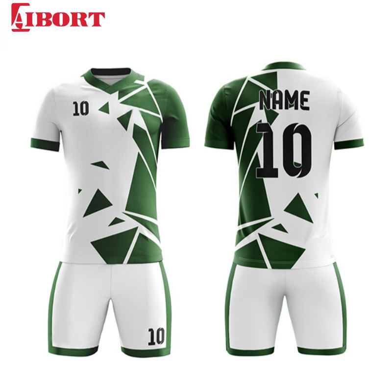 Aibort Sublimation Football Kit Full Set Soccer Kit