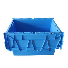 Plastic moving packaging box for sweater