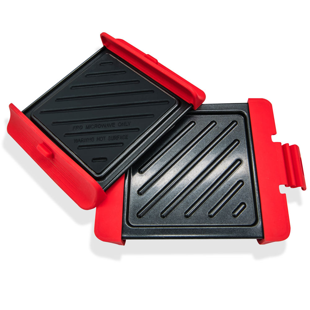 2020 New Design Hot sale item Microwave Sandwich Maker,Microwave Toastie,Microwave Grill Tray