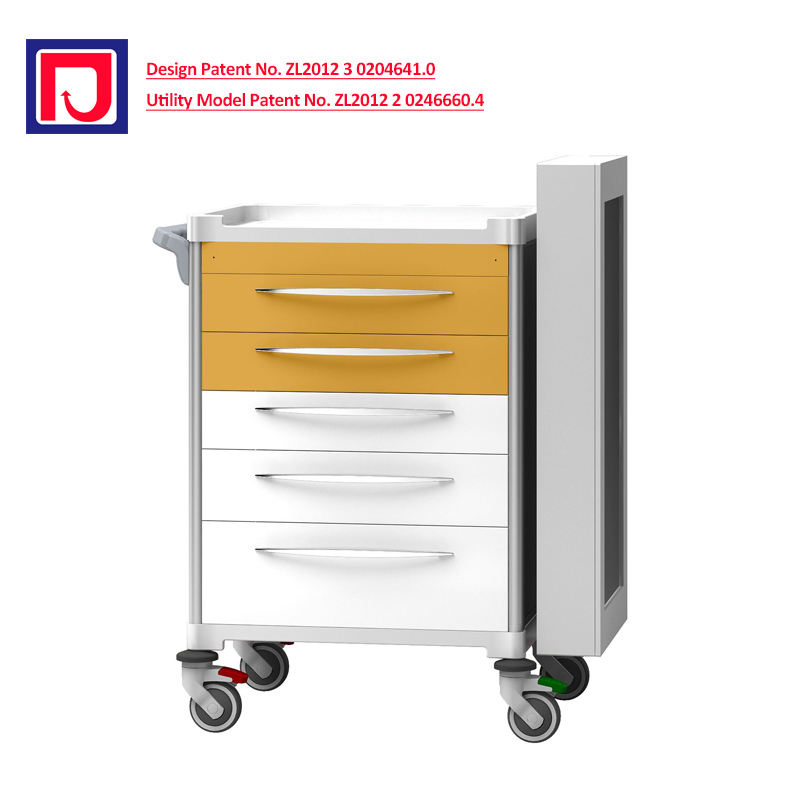 Difficult Intubation Cart / Difficult Airway Trolley