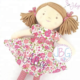 Birthday or new baby gift customized baby girl wholesale rag dolls