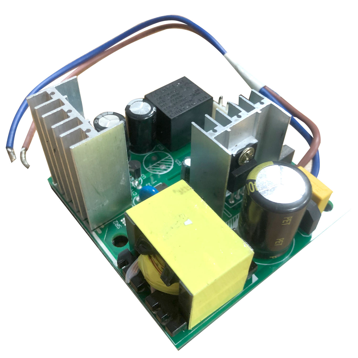 Factory Competitive Price PCBA 5 AMP Current Green Power Supply Circuit