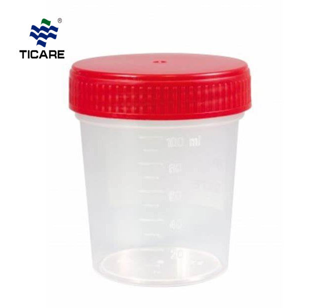 Toxicology urinalysis pee testing box container drug urine test cup