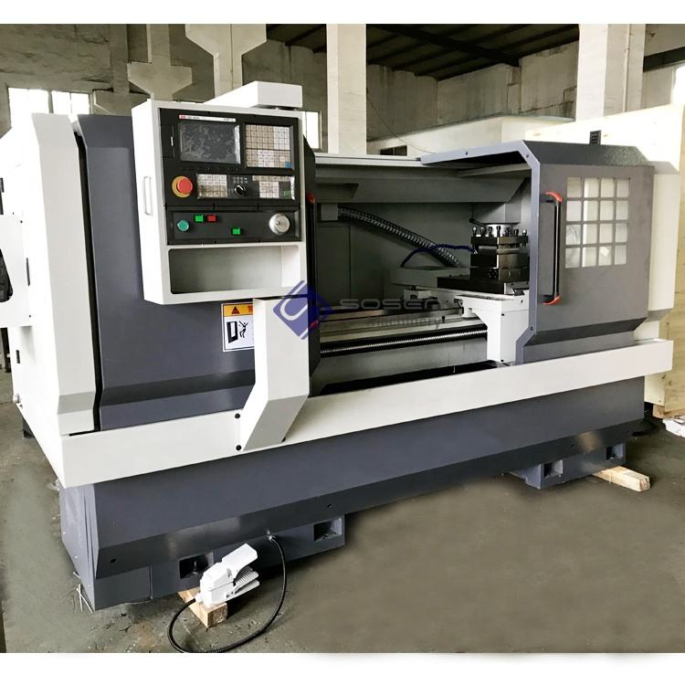 CK6140x1000 China torno cnc lathe machines metal lathe cnc