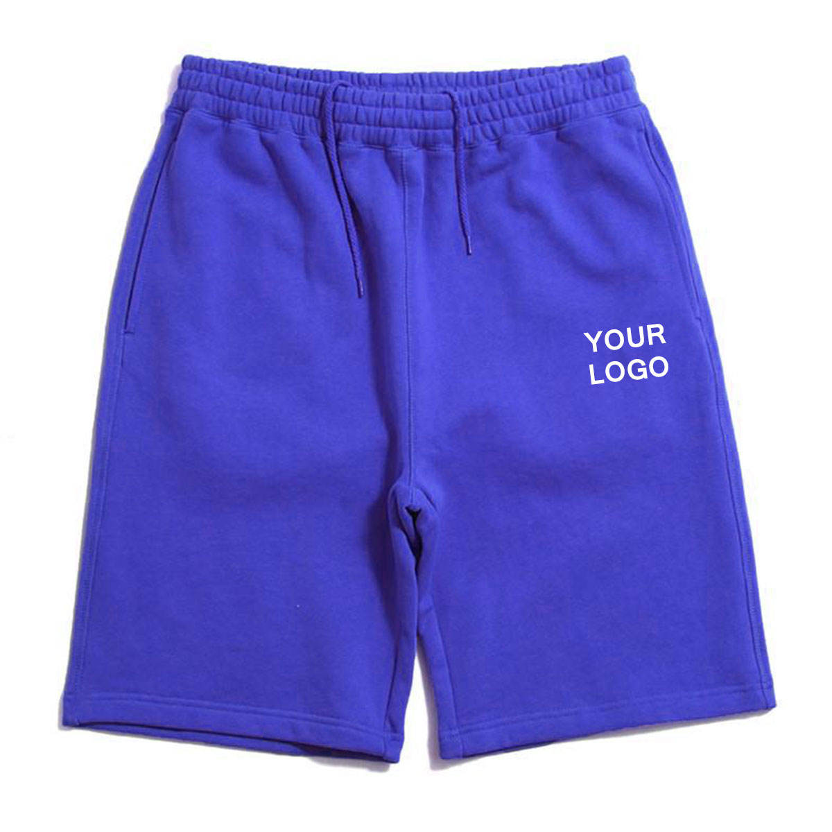 High Quality Customized Cotton Workout Running Unisex Sweat Candy Shorts