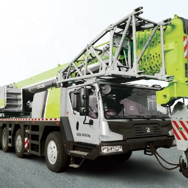 2020 New Model Truck Crane ZOOMLION 55 ton 5 section boom crane ZTC551V552