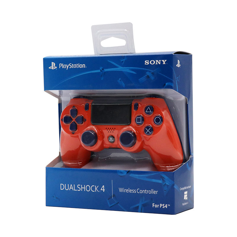 Kompatibel PS4/PC Getaran Nirkabel Bluetooth Gamepad untuk PS4/PC